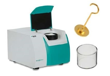 The NIRS DS2500 Analyzer was used for spectral data acquisition over the full range from 400 nm to 2500 nm
