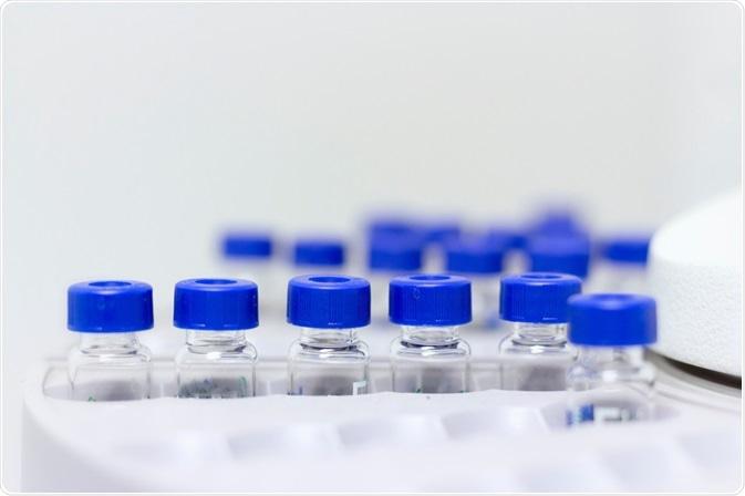 Fioles pour la chromatographie