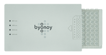Byonoy Absorbance 96 - Compact Absorbance-Reader
