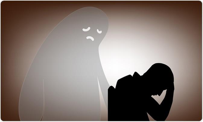 Depression (major depressive disorder). Image Credit: Nicole Rerk / Shutterstock