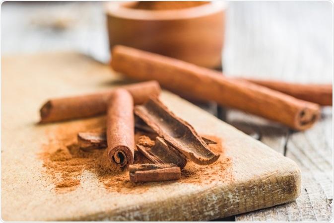 Cinnamon sticks - Image Credit: Jiri Hera / Shutterstock