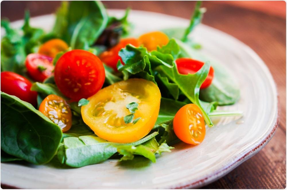 Health Mediterranean salad