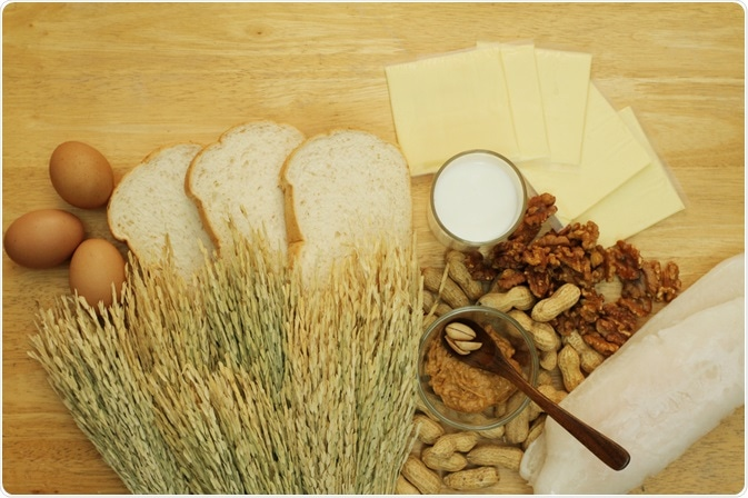 Food allergens can be detected using Mass Spectrometry or ELISA