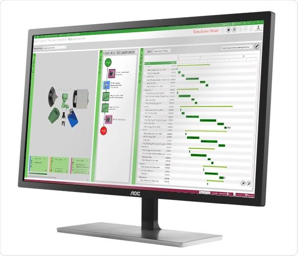 GreenButtonGo Monitor