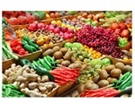 Creating gaseous micro environments to ensure quality control of fresh food