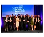 IONTAS wins 'Small Business of the Year' category at Cambridge News Business Excellence Awards 2019
