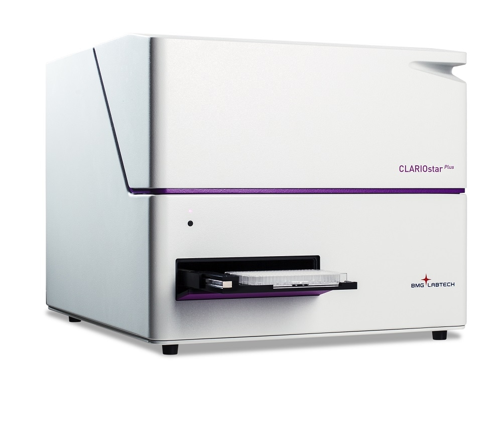 CLARIOstar® Plus Multi-Mode Microplate Reader from BMG Labtech