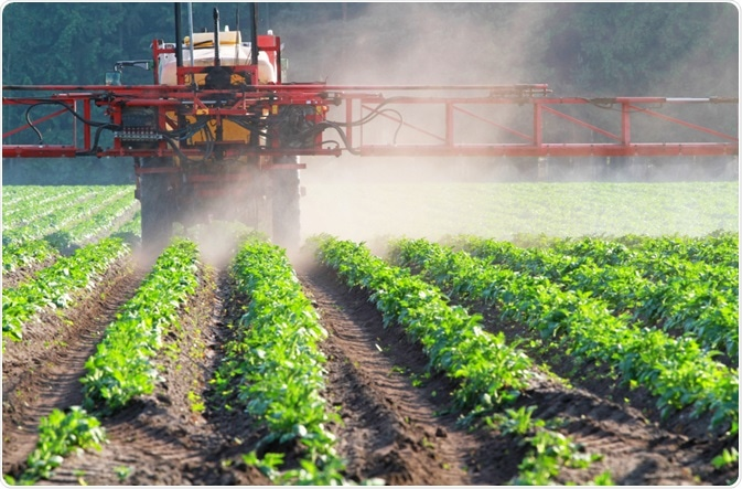 Pesticides can be analyzed using a variety of techniques, including chromatography