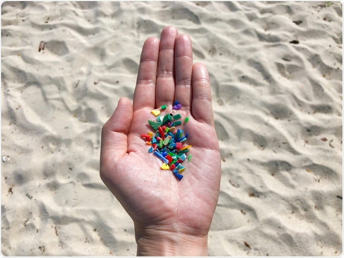 Microplastics are a common pollutant present in the body, as identified using human biomonitoring techniques