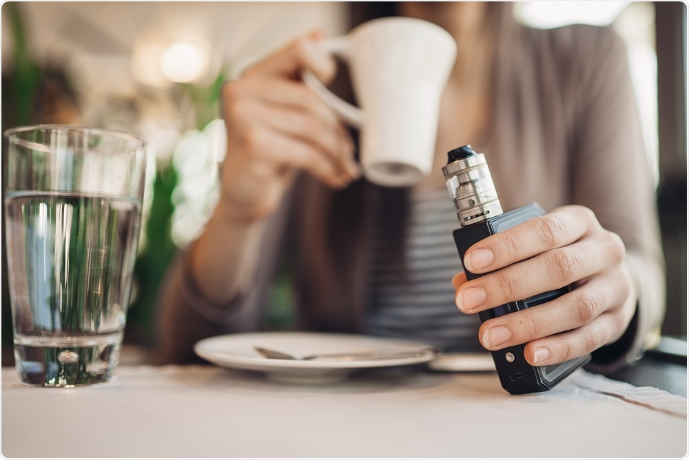 E-cigarettes may contain harmful levels of microbial toxins, according to a new study.