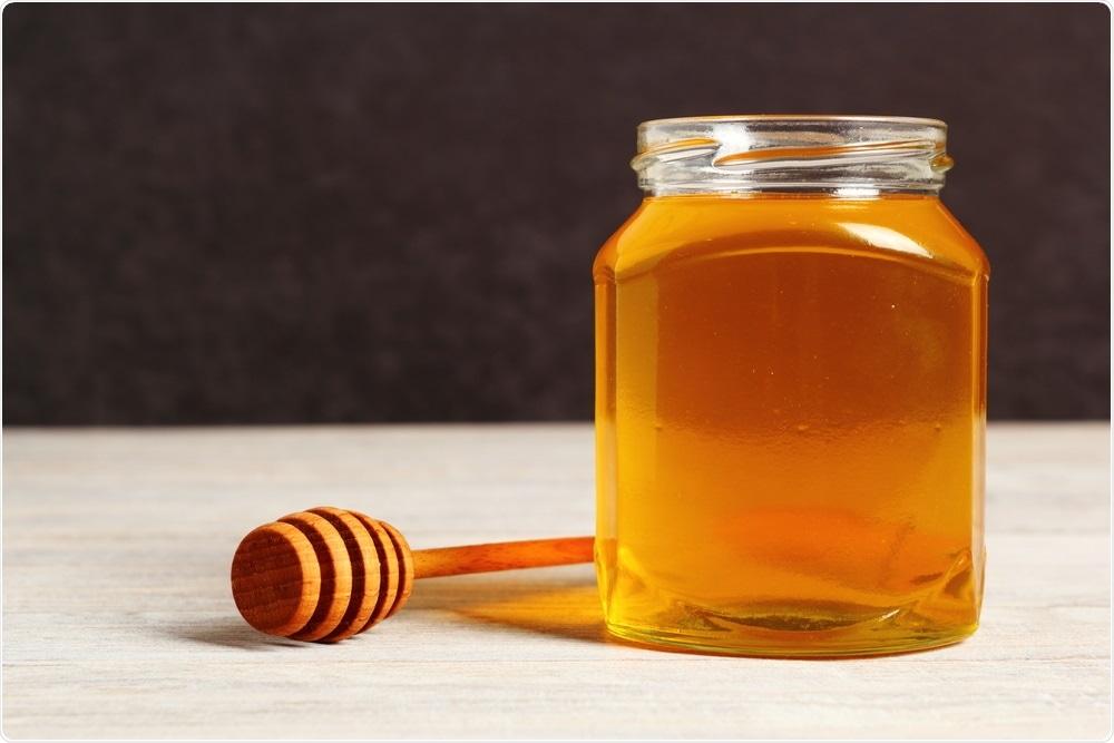 Perfilado de la miel