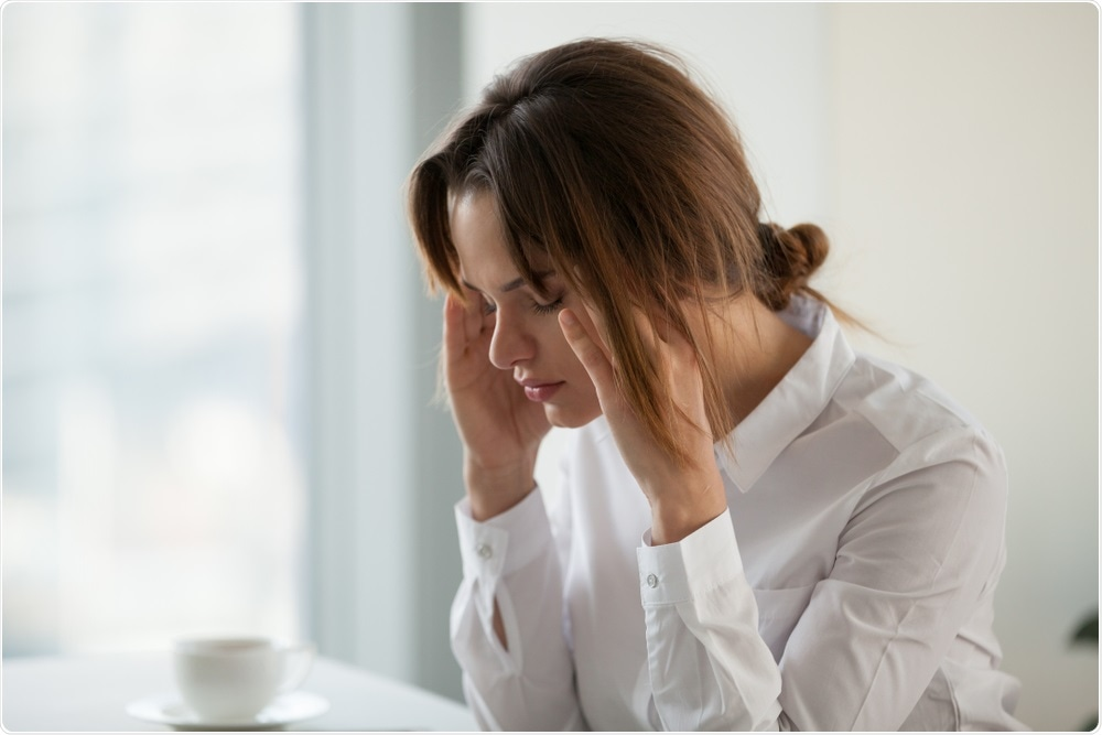 Stress-related disorders are increasingly common