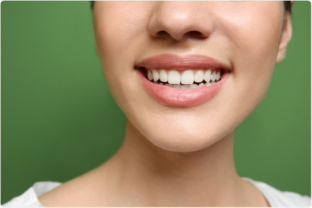 Tooth whitening strips are highly popular in Europe and the US