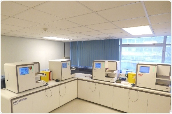 HORIBA Medical announces first multi-site installation of HELO modular automated hematology platform