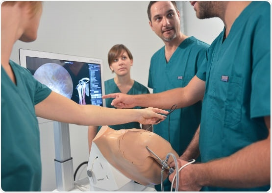 Efficient Training of Physicians – Wherever, Whenever