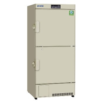Biomedical ECO Freezer, MDF-MU500H-PE, Reduces Environmental Impact and Running Costs