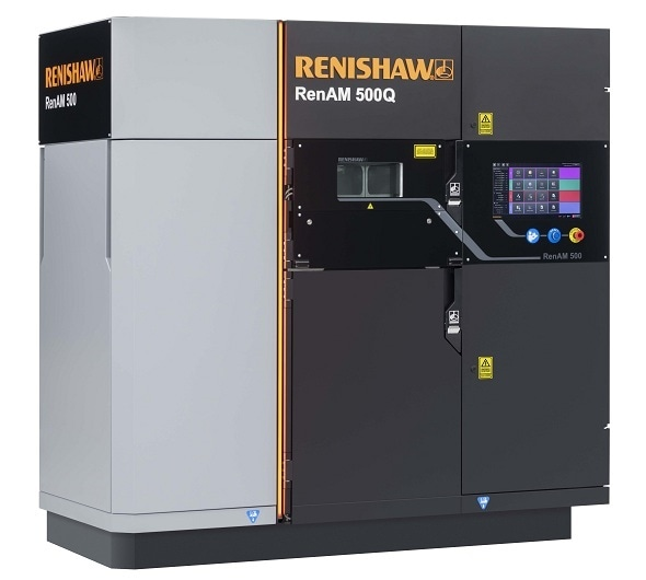 Renishaw demonstrates additive manufacturing capabilities at RAPID + TCT