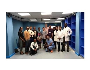 Vicon and NOC support CURE International to create first gait lab in Ethiopia