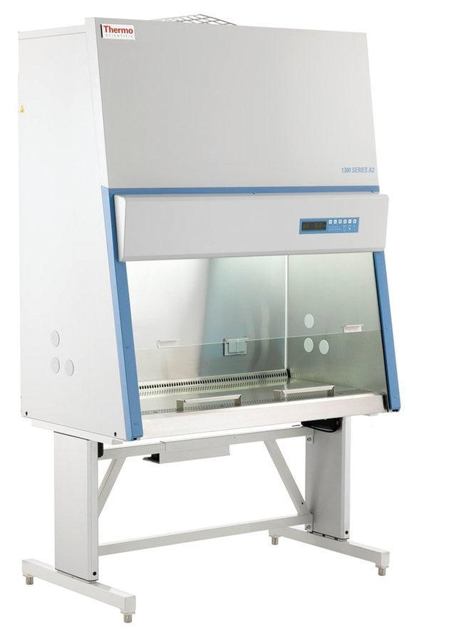 1300 Series A2 Class II bio safety cabinets from Thermo Fisher