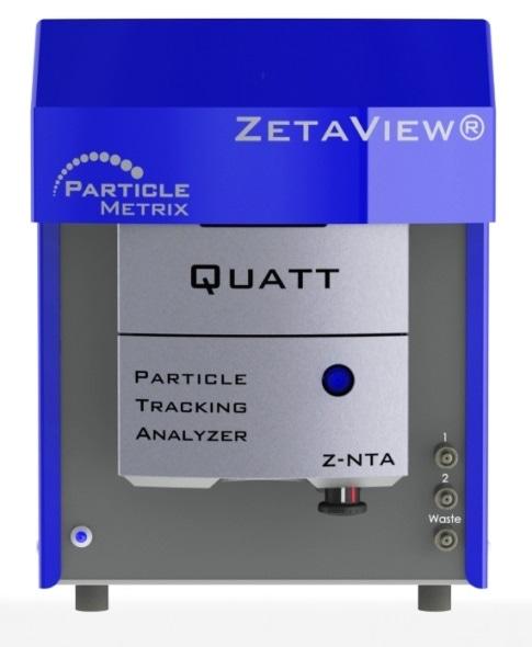 New ZetaView QUATT enhances nanoparticle analysis specificity