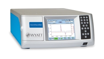 Characterize Polymers and Peptides with the microViscoStar