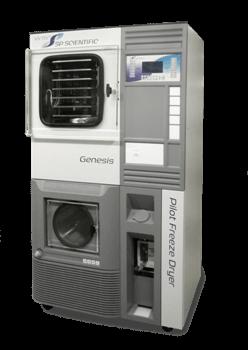 Genesis Pilot Lyophilizer