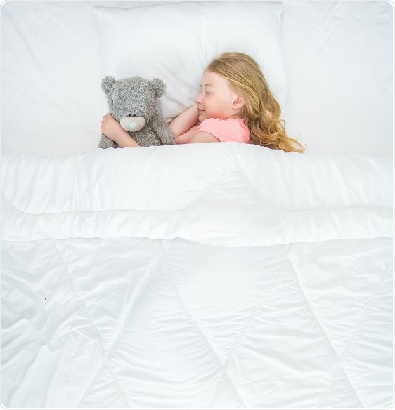 Mattresses could be a health threat to sleeping children