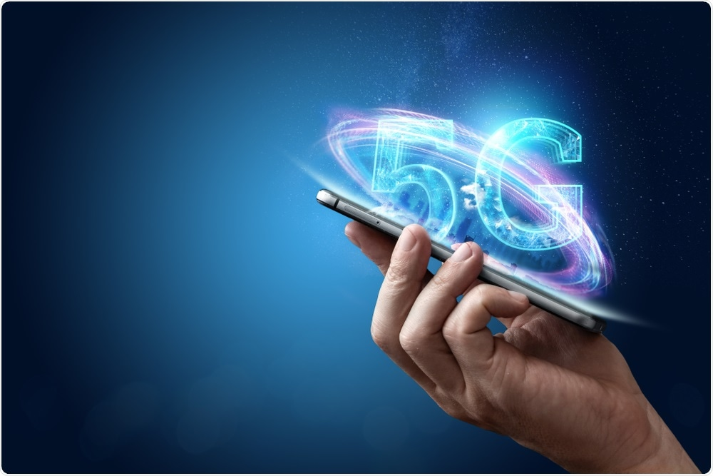 5G network is now available in the UK