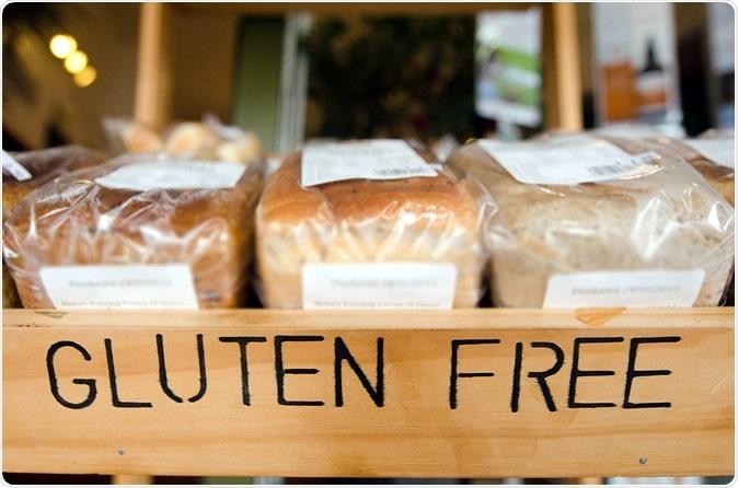 Gluten free breads. Image Credit: ChameleonsEye / Shutterstock