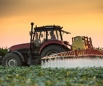 Exposure to pesticides in the womb linked to changes in brain activity in adolescents