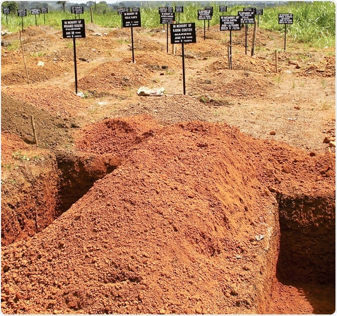 'Safe Burial Site for Ebola Victims in Sierra Leone