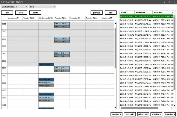 Biosero's GBG Batch Planner accelerates lab productivity, maximizes use of high-value equipment