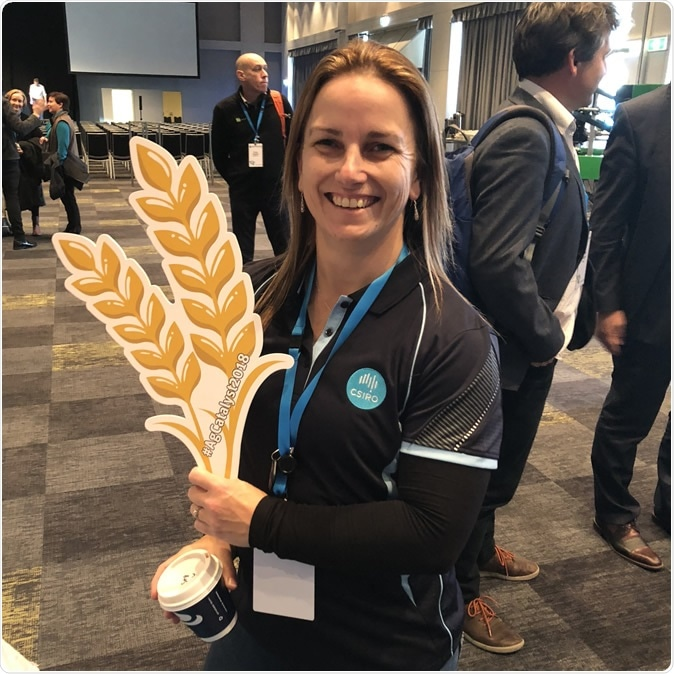 CSIRO protein analytics expert, Professor Michelle Colgrave.  ©CSIRO