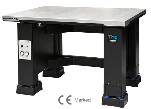 CleanBench Aktiv Vibration Cancellation Table from TMC