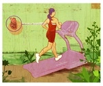 Genetic effects on obesity can be lessened by several kinds of regular exercise