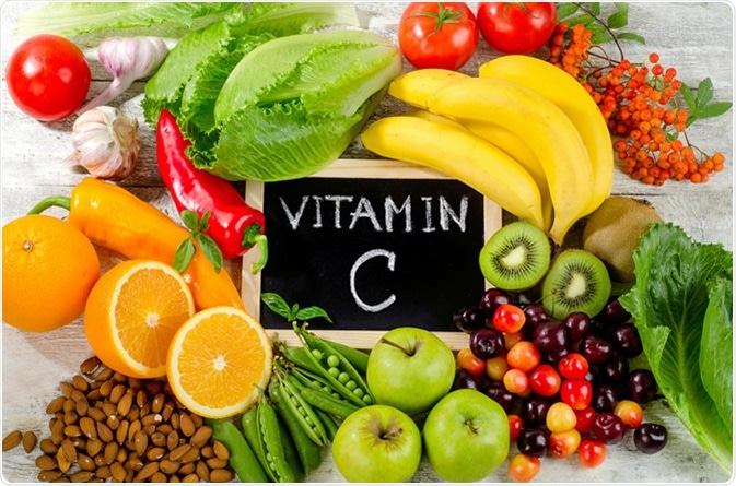 Foods High in vitamin C. Image Credit: bitt24 / Shutterstock