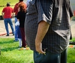 Obesity may challenge attempts to reduce man-made carbon dioxide emissions