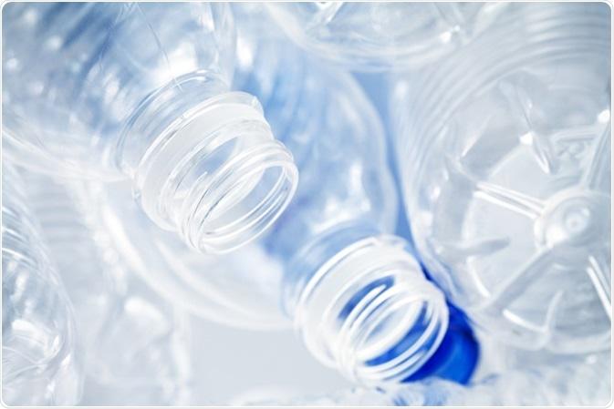 Used plastic bottles. Image Credit: Denise Torres / Shutterstock