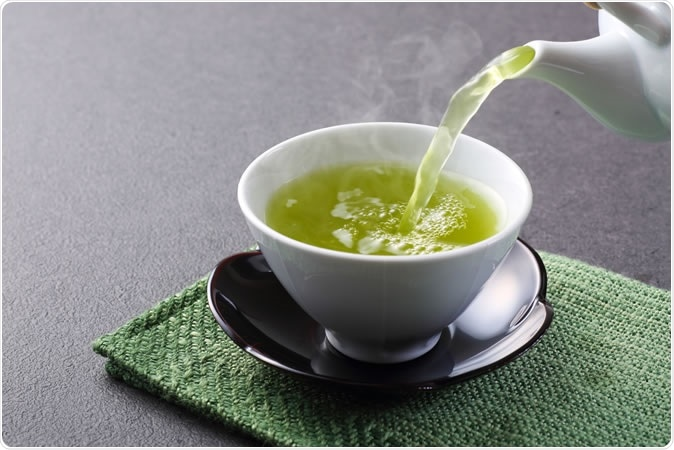 Green tea - Image Credit: taa22 / Shutterstock