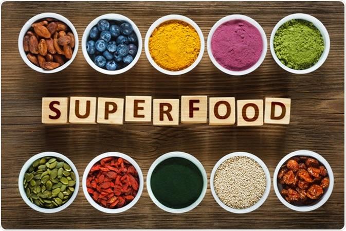 Superfood - credito di immagine: Evan Lorne/Shutterstock