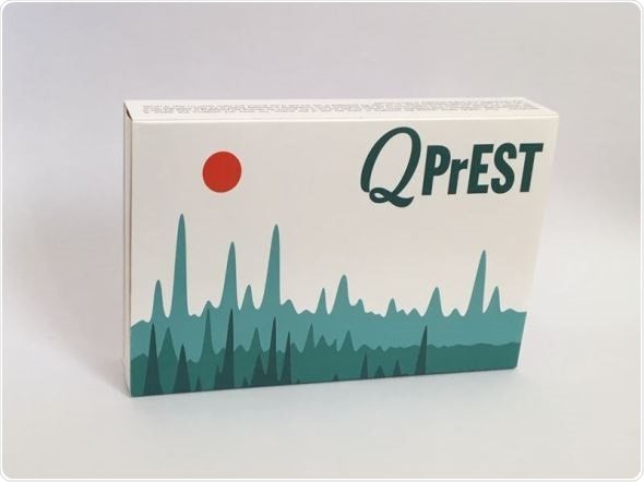 Atlas Antibodies presents QPrEST standards for absolute quantification of proteins using mass spectrometry