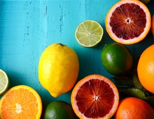 Bleeding of the gums associated with low vitamin C levels