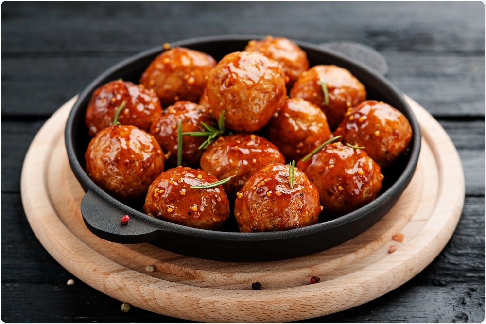 Iron-rich meatballs may cancel out effects of lycopene in tomatoes