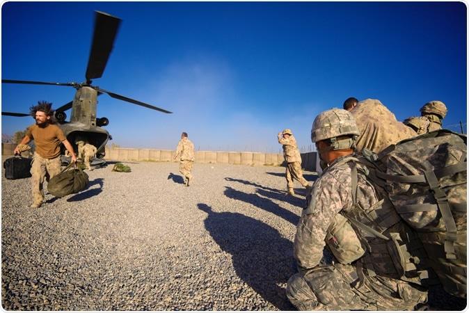 Kandahar, Afeganistão. Crédito de imagem: Torre/Shutterstock de Nate
