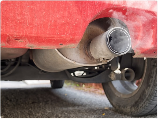 Old diesel vehicle: Image Credit: Sarah2 / Shutterstock