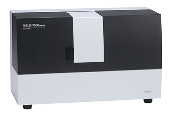 SALD-7500nano Particle Size Analyzer
