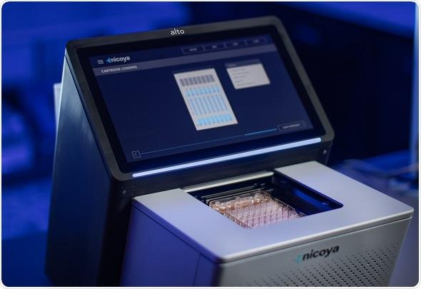 Nicoya lancia il nuovo sistema approfondito di SPR per accelerare la scoperta della droga