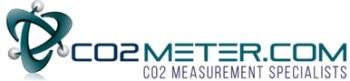 CO2Meter, Inc. logo.