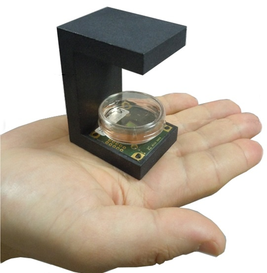 CEA-Leti's lensfree microscope to be demonstrated at CES 2020