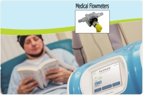 Sensores de flujo para los usos médicos